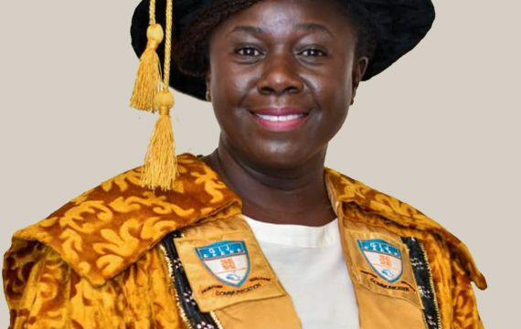 Dr. J. Sika Akoto
