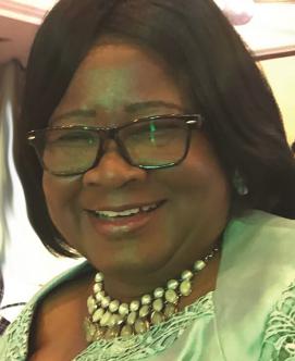 Dr. Margaret Ivy Amoakohene
