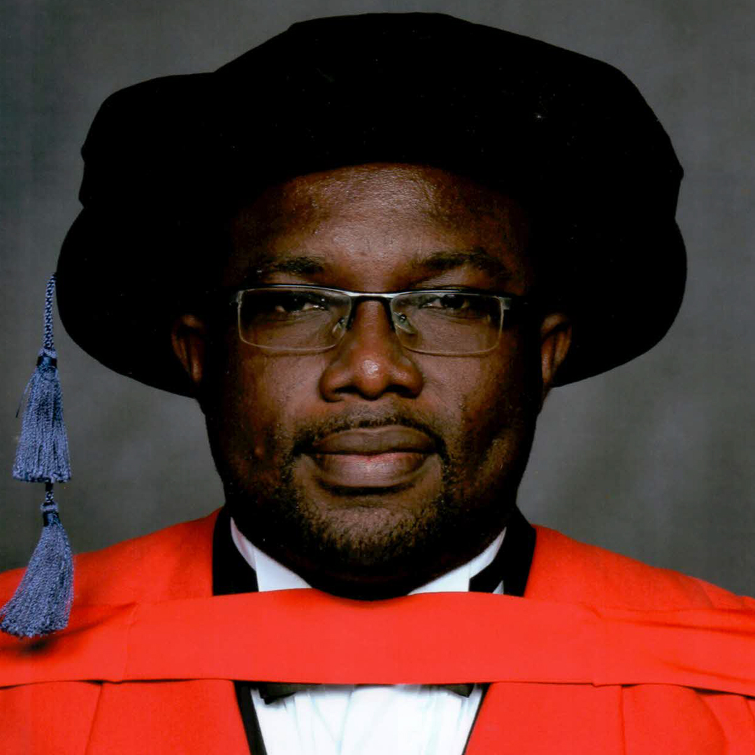 Prof. Eric Opoku Mensah