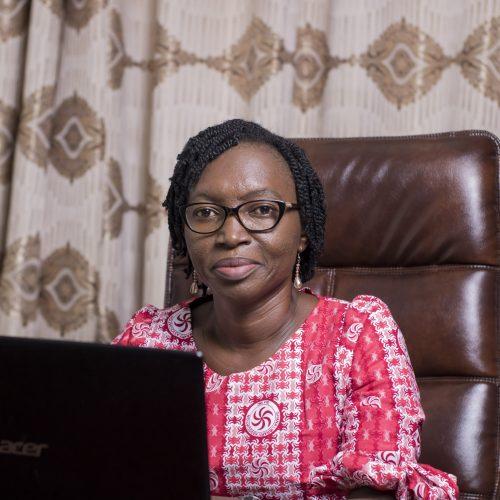 Mrs. Lydia Nyantekyi-Baah
