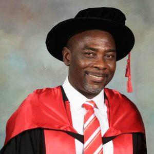 Prof. Kwamena Kwansah – Aidoo