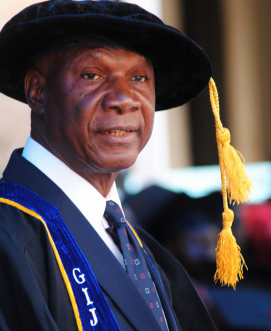 Prof. K. Ansu-Kyeremeh